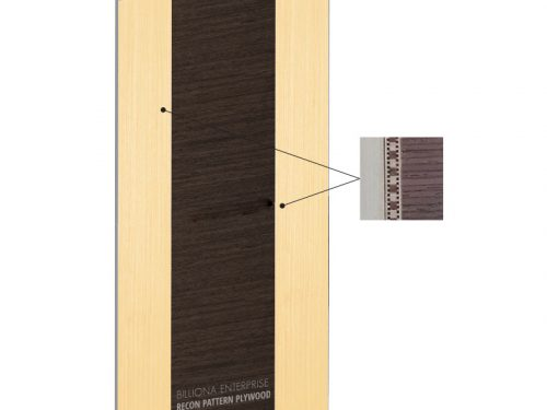 234/233 Pattern Veneer Plywood