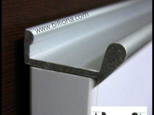 Aluminium Profile Handle #281 for cabinetry