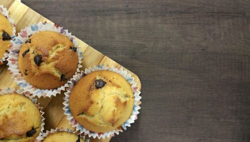 Muffin against Billiona Enteprise CDM8406 – Smoked Hickory COMPACT
