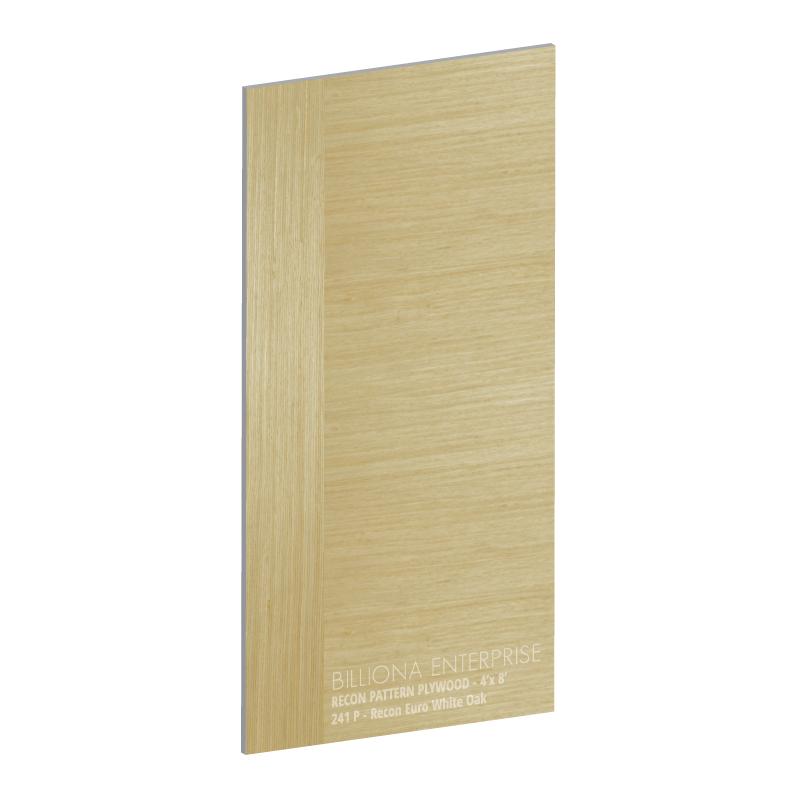 241P Recon Euro White Oak Pattern Ply