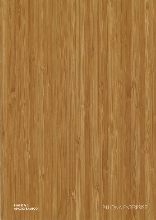 BWH 8376 S - Adagio Bamboo High Pressure Laminate (HPL), Billiona Enterprise Singapore