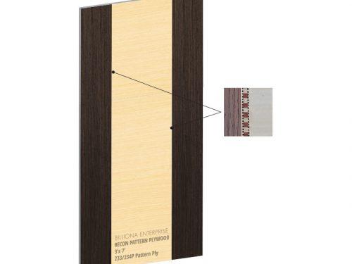233/234 Pattern Ply Veneer Plywood