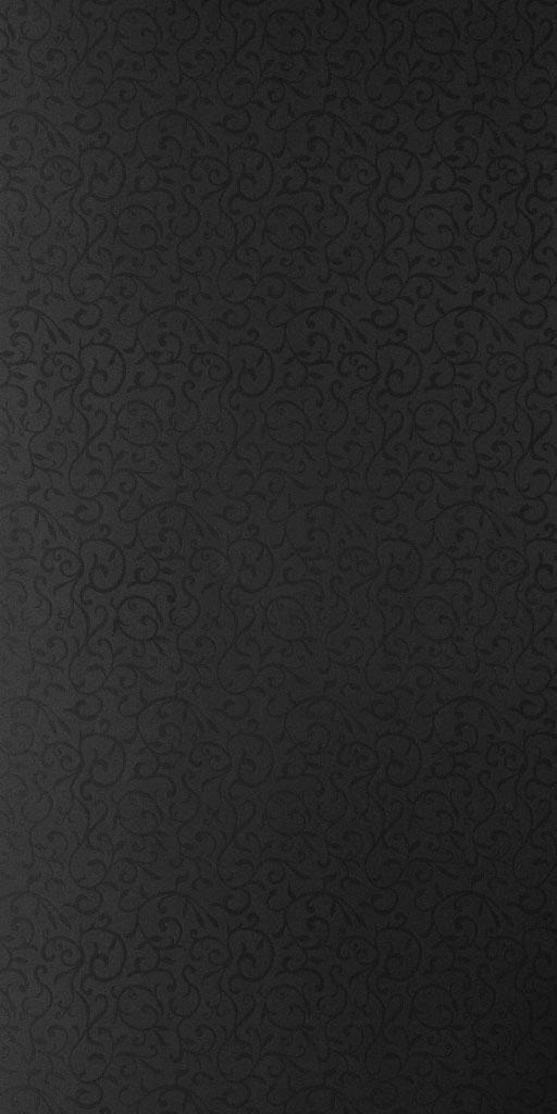 BEG 2382 P - Vintage Black Floral Motif Swirl High Pressure Laminate