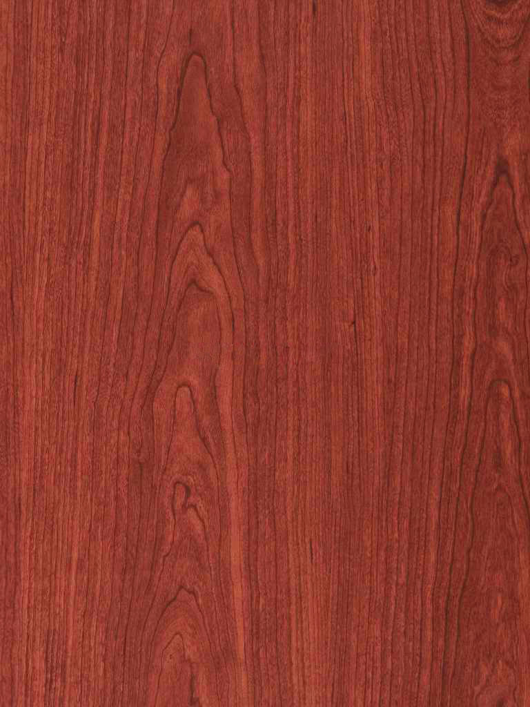 BWD 8314 S / BWE 8314 G - Red Cherry Woodgrain High Pressure laminate
