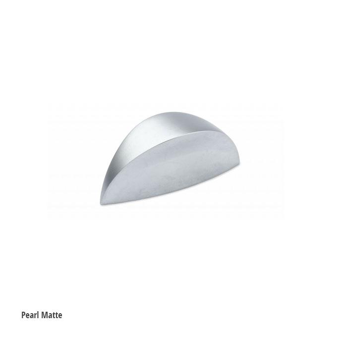 Semi Round Knob Handle PearlMatte