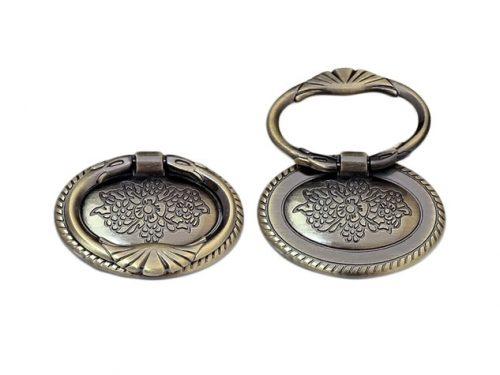 Bronze Oriental Handle Cabinet Handle 125