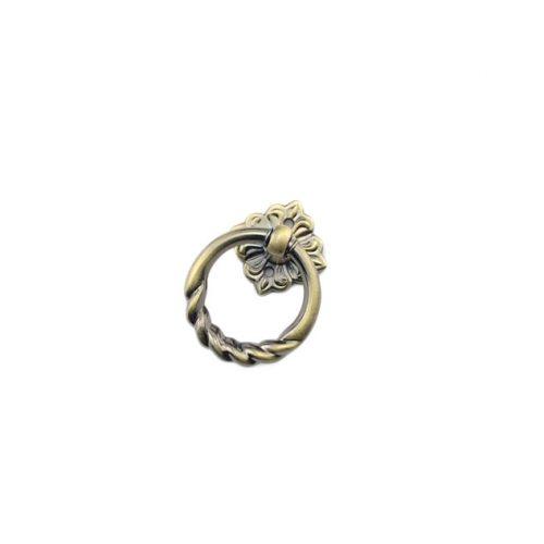 Bronze Oriental Handle 126