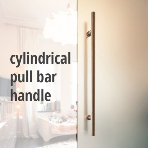 cylindrical-doorpull